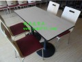 快餐桌生产厂家|低价格的快餐桌椅供应商