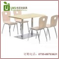 优质快餐桌椅 量身定做 深圳快餐桌椅厂家 质保两年