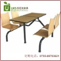 专业订做 质量保证 质量好的快餐桌椅 深圳优尼克为你打造