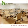 高端 优质 平价 专业小吃店甜品店快餐桌椅定做 就找深圳优尼克