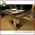 质量最好的人造石餐桌厂家定做 大理石餐桌工厂报价