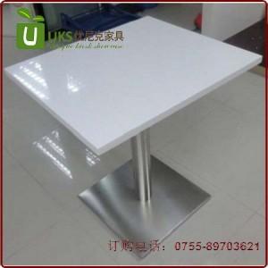 人造石餐桌专业定制 专业设计 结构合理 定位精确
