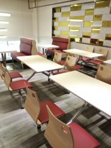 高端快餐桌椅|品牌快餐桌椅厂家直销贴心服务!